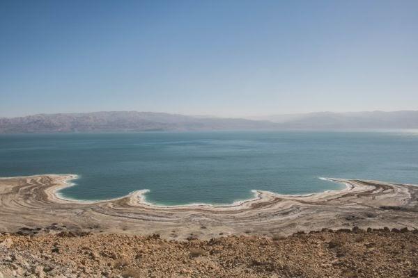Jordanien Meer