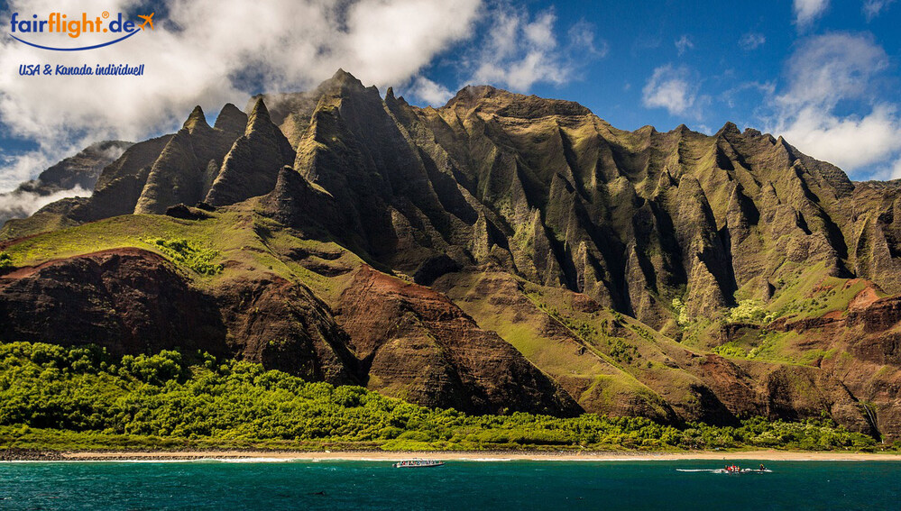 Hawaii mit fairflight.de